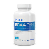 PURE BCAA 2:1:1 - 200 Tabs - PURE NUTRITION