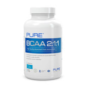 PURE BCAA 2:1:1 - 400 Tabs - PURE NUTRITION