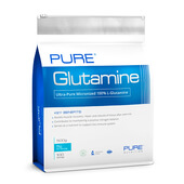 PURE GLUTAMINE 500g - PURE NUTRITION