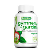 GYMNEMA + GARCINIA HERBAL EXTRACTS 90 Tabs - QUAMTRAX ESSENTIALS