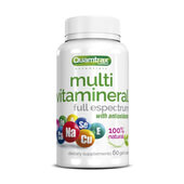 MULTI VITAMINERAL 60 Caps - QUAMTRAX ESSENTIALS