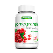 POMEGRANATE HULL EXTRACT 120 Tabs - QUAMTRAX ESSENTIALS