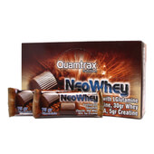 NEO WHEY BAR - QUAMTRAX NUTRITION - BARRITAS