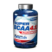 SUPER BCAA ADVANCED 4.1.1 - 400 Tabs - QUAMTRAX NUTRITION