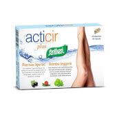 Acticir Plus alivia la pesadez de piernas.