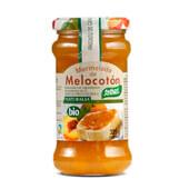 MERMELADA DE MELOCOTON BIO 325g - SANTIVERI