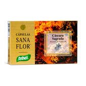 SANA FLOR CASCARA SAGRADA 60 Caps - SANTIVERI