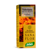 SANA FLOR VALERIANA 60 Tabs - SANTIVERI