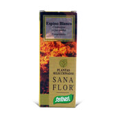 SANA FLOR ESPINO BLANCO 70 Tabs - SANTIVERI