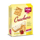 CRACKERS SIN GLUTEN 210g - SCHAR
