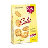 SALTI GALLETAS SALADAS SIN GLUTEN 175g - SCHAR
