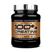 100% CREATINE MONOHYDRATE 1000g - SCITEC