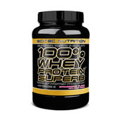 100% WHEY PROTEIN SUPERB 900g - SCITEC NUTRITION