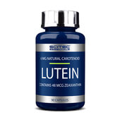 LUTEIN 90 Caps - SCITEC ESSENTIALS