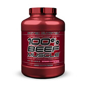 100% BEEF MUSCLE 3,18 Kg - SCITEC NUTRITION