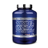 100% WHEY PROTEIN 2350 g - SCITEC NUTRITION