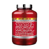 100% WHEY PROTEIN PROFESSIONAL 2,82 Kg - SCITEC NUTRITION