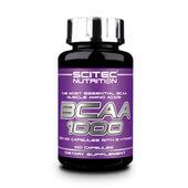 BCAA 1000 - 100 Caps - SCITEC NUTRITION