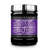 BCAA 6400 - 125 Tabs - SCITEC NUTRITION