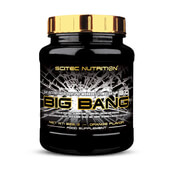 BIG BANG 3.0 - 825 g - SCITEC NUTRITION