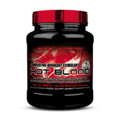 HOT BLOOD 3.0 - 820g - SCITEC NUTRITION