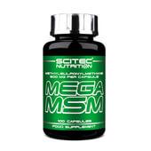 MEGA MSM 100 Caps - SCITEC NUTRITION