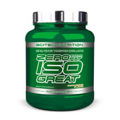 ZERO SUGAR/ZERO FAT ISOGREAT 900 g - SCITEC NUTRITION