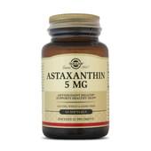 ASTAXANTINA - SOLGAR - Comprimidos antioxidantes - 5mg