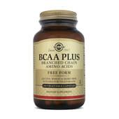 BCAA PLUS - SOLGAR - Aminoácidos en 100 Vcaps