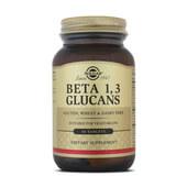 BETA 1,3 GLUCANOS - Solgar - 60 Tabs para el sistema inmunológico