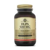 DLPA 500mg - Solgar - Mejor estado de ánimo, bienestar y vitalidad