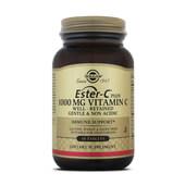 Ester C-Plus de Solgar: una de las mejores vitamina C del mercado