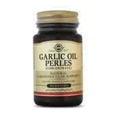 GARLIC OIL PERLES - SOLGAR - Mejora tu circulación