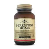 L-CARNITINA - SOLGAR - Pérdida de peso