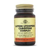Lutein Lycopene Carotene Complex cuida vista y piel