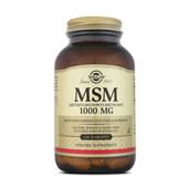Cuida tus articulaciones con MSM de Solgar