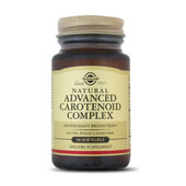 NATURAL ADVANCED CAROTENOID COMPLEX - SOLGAR