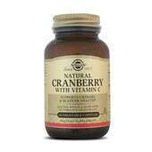 El efecto curativo del arándano rojo se une con la vitamina C gracias a Solgar