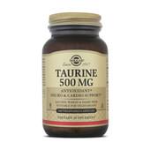 TAURINA - SOLGAR ¡El estimulante que necesitas!