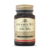 VITAMIN B1  - SOLGAR - Protege tu sistema inmunológico