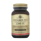 Vitamina D3 de Solgar