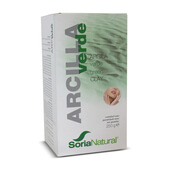 ARCILLA VERDE 250g - SORIA NATURAL