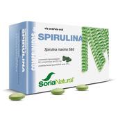 COMPRIMIDOS - SPIRULINA 60 Tabs - SORIA NATURAL