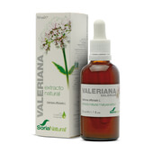 EXTRACTO DE VALERIANA 50ml - SORIA NATURAL
