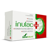 INULAC PLUS 24 Tabs - SORIA NATURAL