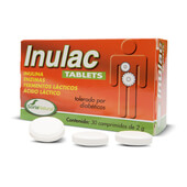 INULAC TABLETS 30 Tabs - SORIA NATURAL