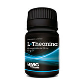 L-THEANINA 60 Tabs - SORIA NATURAL