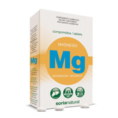MAGNESIO 30 Tabs - SORIA NATURAL