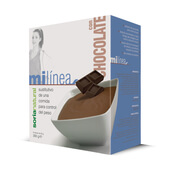 MI LINEA CON CHOCOLATE 6 x 50g - SORIA NATURAL