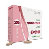 TOTALVIT 26 GENERAVIT 28 Tabs - SORIA NATURAL